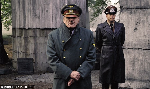 Films: Hilter is portrayed here in the 2005 film Downfall. In the film Heinrich Schmieder played Misch