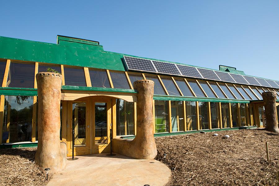 Primer Escuela Sustentable | Espacio Sustentable
