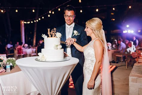 Hyatt Ziva Cancun Destination Wedding   Christine   Tyler