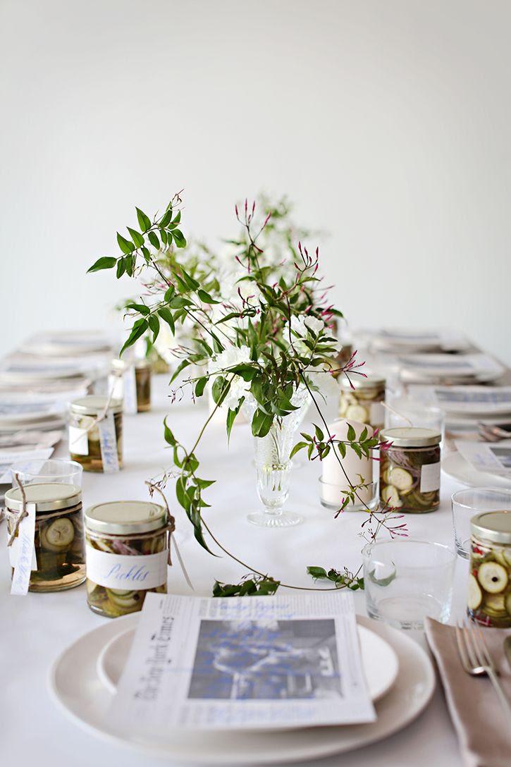 Sunday Supper for Alt Summit | Williamsburg,Brooklyn | photography by Karen Mordechai +  Flowers Ariel Dearie