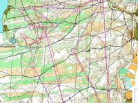 Maps from Elitserien Long in Mora