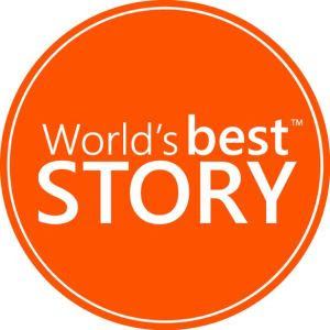 Words Best Story Logo