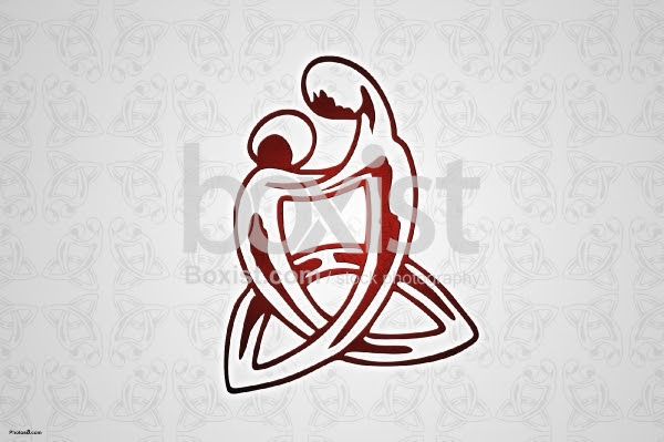Motherhood Celtic Knot Tattoo Design Boxistcom Stock Photography