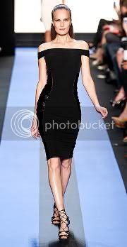 Monique Lhuillier Spring 2012 New York Fashion Week