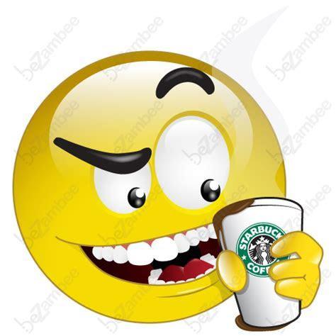 8 I Need Coffee Emoticon Images   Smiley Emoticon Drinking