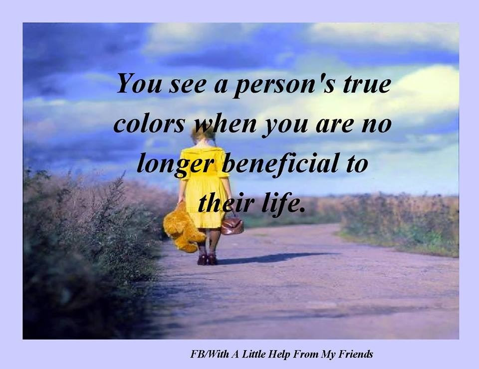 Peoples True Colors Quote Quote Number 690763 Picture Quotes