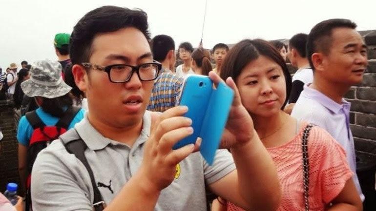 Αποτέλεσμα εικόνας για κινεζοι τουριστεσ