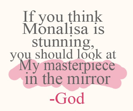 If You Think Monalisa Is Stunning You Should Look At My Masterpiece