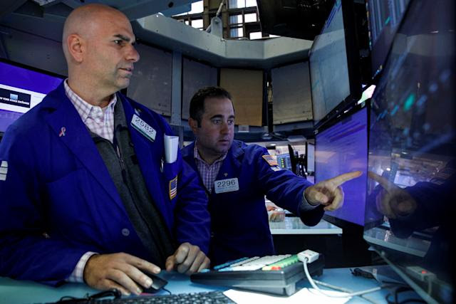 Stock market news live updates: Stock futures edge up after S&P 500's best day since March