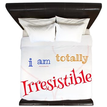 Irresistible Me Be Mine King Duvet