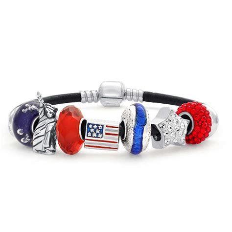 American Patriotic USA Flag Star Striped Themed European