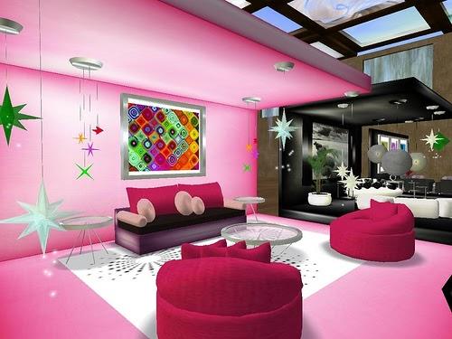 Retro living room minimalist home design minimalist for 1950s minimalist house