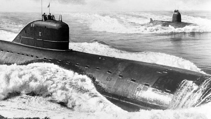 Quando marinheiros dos EUA enfrentaram 'Ivan o Louco' debaixo d'água