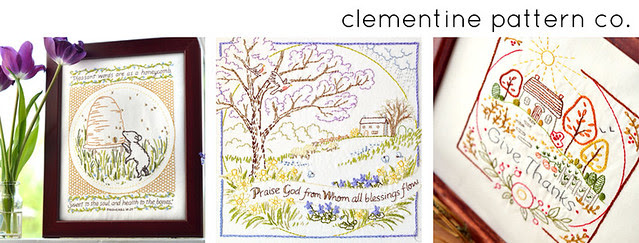 clementine pattern co.