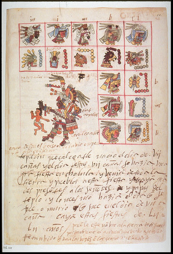 Codex Telleriano-Remensis, Mexican (Stanford - Chicana Art)