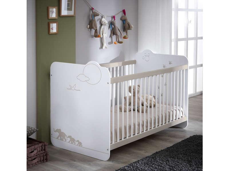 Fly colmar lit evolutif bébé - Table de lit