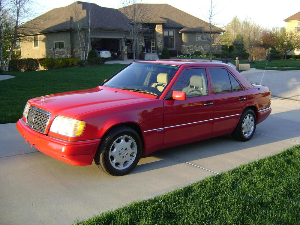 1994 Mercedes-Benz E320 Sportline sedan | German Cars For ...