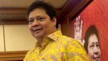 Airlangga Hartarto Koordinator Bidang Perek   onomian Partai Golkar