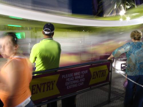Sky wheel Geelong 07