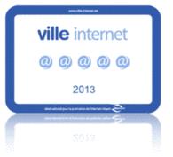 Villes internet 2013 : vivez vous sur un territoire numérique... fleuri?