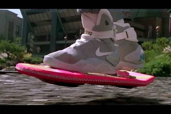 18e04ea830e Ahora sí Nike lanzará nuevos tenis de Back to the Future a precio módico