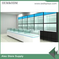 Mobile Counter Design Phone Display Showcase Design Shop Decoration