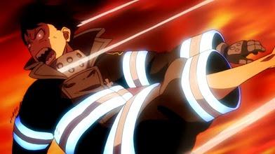 TVアニメ『炎炎ノ消防隊』第一弾ティザーPV 01
