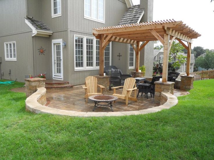 Pinterest Small Outdoor Deck Ideas