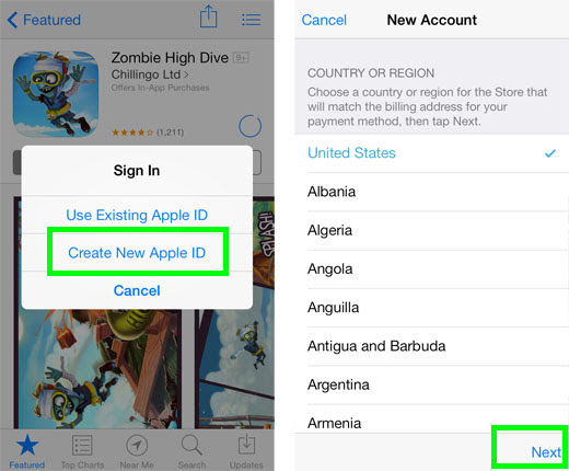 how to find apple id on reboot