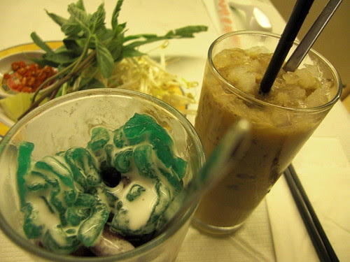 Che Ba Mau and Cafe Ba @ Cafe East