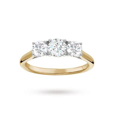 Buy cheap 1 carat engagement ring   compare Women's