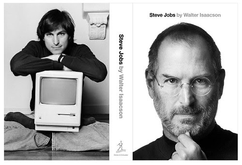 Steve Jobs by Walter Isaacson by stevegarfield