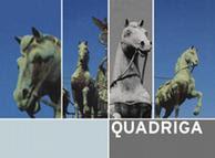 Η Quadriga, το άρμα που οδηγεί η θεά Ειρήνη