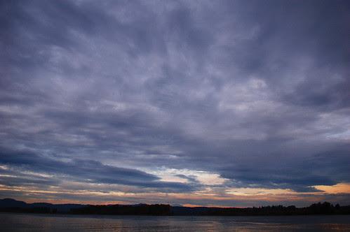 Sauvie Island Sky