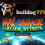 Bulldog777 Adds New Max Damage Arcade Slot Microgaming First Arcade-style Casino Game