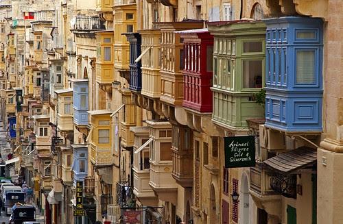 Malta - Valletta por vanto5