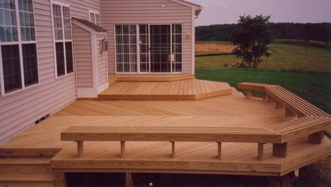 Custom Built Deck Designs Interior Home Design Home