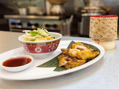 essential thai restaurants  los angeles  edition