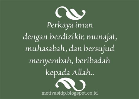 kata nasehat islami bergambar  gambar kata bijak