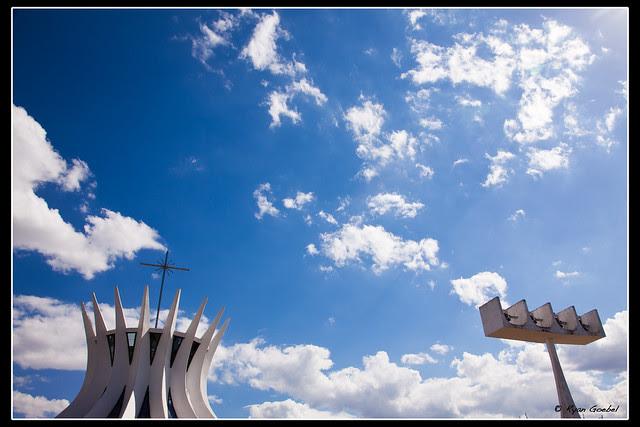 Brasilia's Catedral Metropolitana