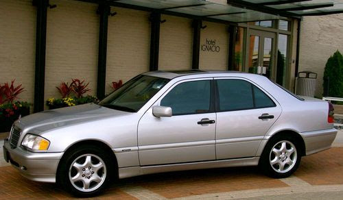 "Buy used 1999 Mercedes Benz C280 Sport ""One Owner"" Extra ..."