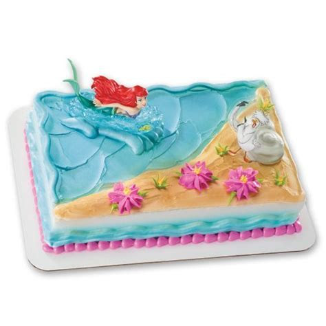 Little Mermaid Cake Topper: Amazon.com