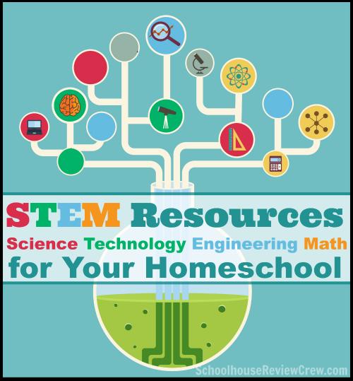 STEM Resources for Homeschool