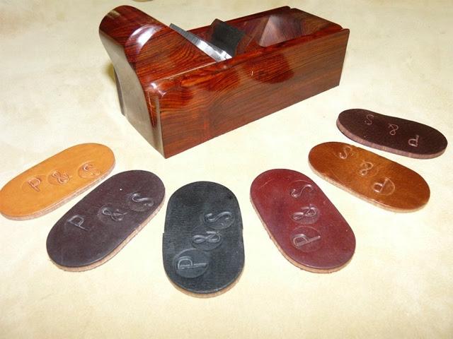 Palmer & Sons Leather customisation
