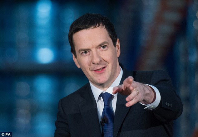 George Osborne threatened to bring in an emergency Budget including tax rises and more austerity if the country voted to cut ties with Brussels