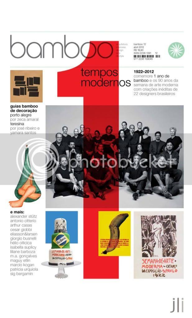 bamboo magazine