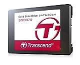 Transcend SSD 128GB 2.5インチ SATA3 6Gb/s MLC採用 3年保証 TS128GSSD370