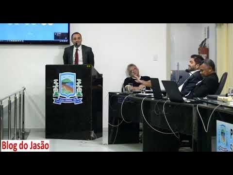 Vídeo: Vereador Flávio Sami, Revela quem são os verdadeiros conspiradoras do governo Maurício Caetano.