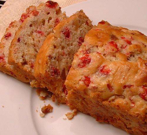 cran-tea bread