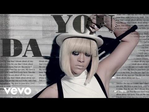 you da one, il nuovo video di rihanna